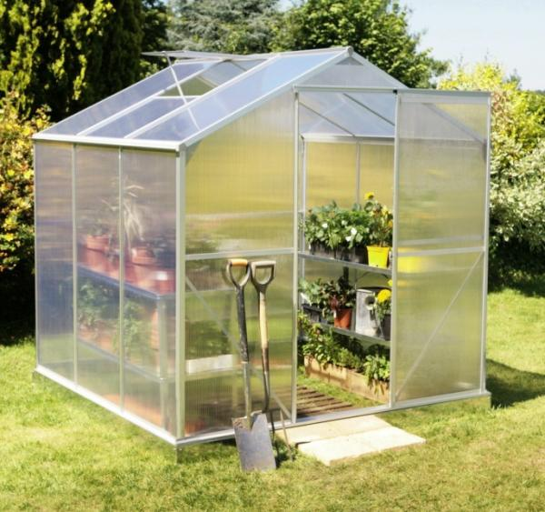 Small portable polytunnel diy greenhouse eco friendly for Diy micro greenhouse