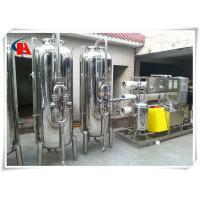High Safety Water Treatment Machine , 380v Drinking Water Purifier Machine
