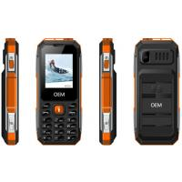 Original factory rugged phone A11 with Dual SIM and Super Flashlight CPU:SC6533G mobile phone