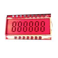 Metal PIN LCD Digital Display / HTN Positive Transflective Segment LCD Display