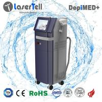 Permanent 808nm Diode Laser Hair Removal Machine with Single Pulses 75kgs