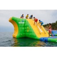 Durable Inflatable Water Sport , Inflatable Water Tower For Lake / Sea