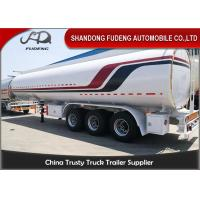 20000 to 60000 Liters Petrol Diesel Crude Oil tanker trailers / Semi Trailer Truck 1 to 9 compartments