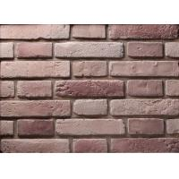 Old Style And Antique Texture Thin Veneer Brick For Wall Decoration , Mixed Sizes Clay