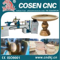 wooden plate making machine from cnc woodworking lathe TOP1 factory