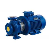 Open Impeller Non Clog Centrifugal Salt Water Pump Sing Stage Wear Resistant