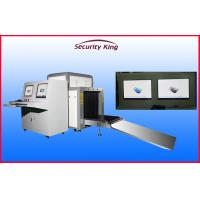 160 KV Anode Voltage Parcel Security X - Ray Machine with Lead Curtain Protective Cover