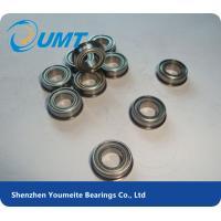 Flange Stainless Steel Deep Groove Ball Bearings Miniature Ball Bearing 623