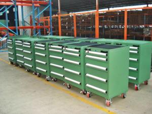 Heavy Duty Tool Chest Side Cabinet With Ball Bearing