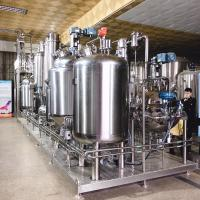 Chemical Industry Stainless Steel Evaporation Concentrator Hemp Oil Low Noise
