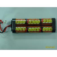 R/C Car NIMH Rechargeable Batteries SC3300mAh 7.2V , Lithium Battery Pack