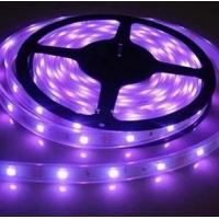 IP20 High Density 5050 Flexible Led Strip Light RGB 80 Ra 15 - 18lm/Led