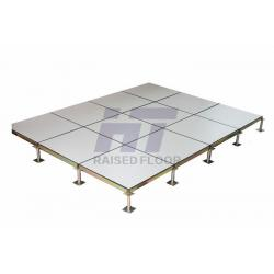 China Conductive Computer Room Raised Access Flooring ESD Vinyl Environmental on sale