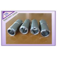 Stainless Steel 316L CNC Lathe Machining For Tube Coupling