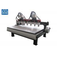 High Precision Multi Head CNC Router Machine 1325 3D Wood Cutting Machine