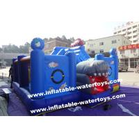 0.55mm PVC Tarpaulin Small Plant Garden Inflatable Fun City Playground Inflatable Amusement Park