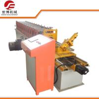0.3 - 0.8 Mm Steel Stud Roll Forming Machine SB-90 For Construction Bracket