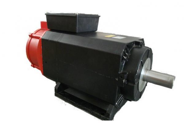 Electric high power asynchronous servo motor compact ac for High power servo motor