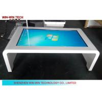 Touch Sreen Conference Table Kiosk , All-In-One LCD Touch Screen Display