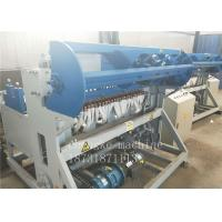 High Speed Automatic Wire Mesh Welding Machine For Black Wire  , PLC Control System