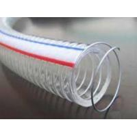 Cheap oem heavy duty super flexible pvc steel wire hose made in china