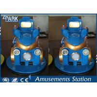 Infrared Sensor Kids Bumper Car Pikachu Fighter Design For Shopping Mall