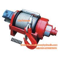4X4 hydraulic recovery winch ,truck winch (40 ton)