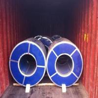 DX51D+Z Prepaint Galvanized Steel Coil , Structure Color Coated Steel Coils