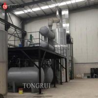 Chongqing Experienced Used Motor Oil Distillation Oil Recycling Machine for Sale