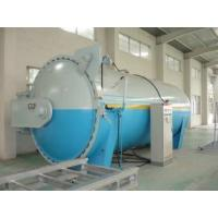 Diameter 2.5 m processing lamination glass autoclave industrial