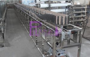 Tea Processing Line Electric Bottle Reverse Sterilizer For Tea Drink