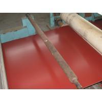 EN 10147 JIS 3312 JIS 3322 ASTM 755M/A653 ASTM755/A792 pre painted steel sheet plate broad