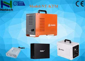 China 110V Portable 5g / Hr Air Purifier Home Ozone Generator For Food Sterilization supplier