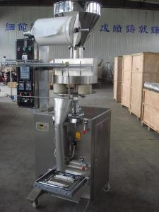 380V Automatic Bag Vertical Form Fill Seal Machine For Lentils / Cashew Nut 28-50bags/Min