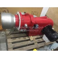 Two Stage Industrial Gas Burner For Industrial Use Servo Motor Feed System