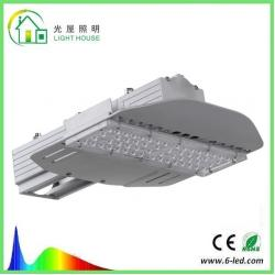 China 50 Watt LED Street Light / Road Outdoor Yard Lighting Fixture With 120 Degree Beam Angle on sale