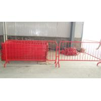 Crowd Control Barrier ,Protalbe Fence ,HighQuality Hot Dipped Galvanized