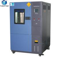 Programmable high low temperature test chamber / temperature control cabinets