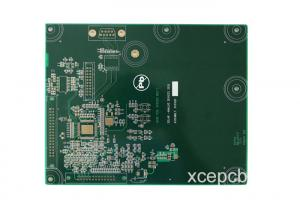 CCTV Camera Double Sided Rigid Printed Circuit Board PCB Design for WIFI Security Circuit Boards