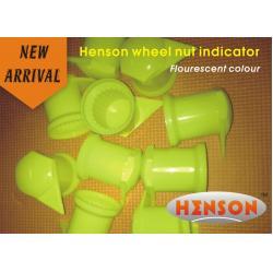 China HBL34-34MM Cap type Wheel Nut Indicator/ dust cap wheel nut marker on sale