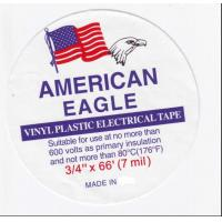 American Eagle PVC Electrical Insulation Tape 0.13mm×19mm×10yds