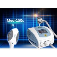 High End 2 Capacitors IPL Hair Removal Machines With 8 True Color Touch Screen