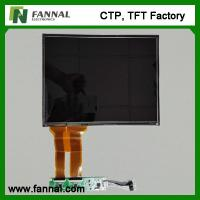 12.1 Inch Multi Touch TFT LCD Touch Screen EETI Controller IC Capacitive Touch Panel