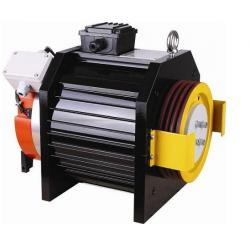 China High efficient Gearless Elevator Traction Motor- AC380V/220V on sale