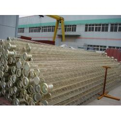 china filter cage with venturi filter bag cage , bag filter cage