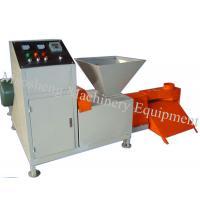 Agro Briquettes Machine making biomass briquette fuel