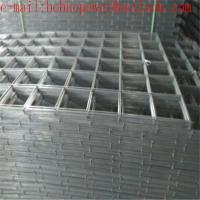 Welded Wire Mesh Fence Panel/4x4 galvanized steel wire mesh panels with high quality/welded fence mesh panel