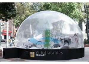Outdoor Giant Bubble Tent Night Car Cover / Inflatable Bubble Dome for Car Show