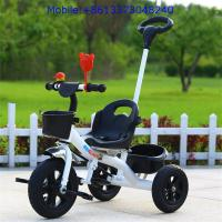 2017 China Wholesale New Model Kids Smart Tricycle / Baby Children Smart Trike