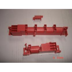 China Europe Standard PE PVC PC Single Cavity Injection Mold For LED Lighting Industry on sale
